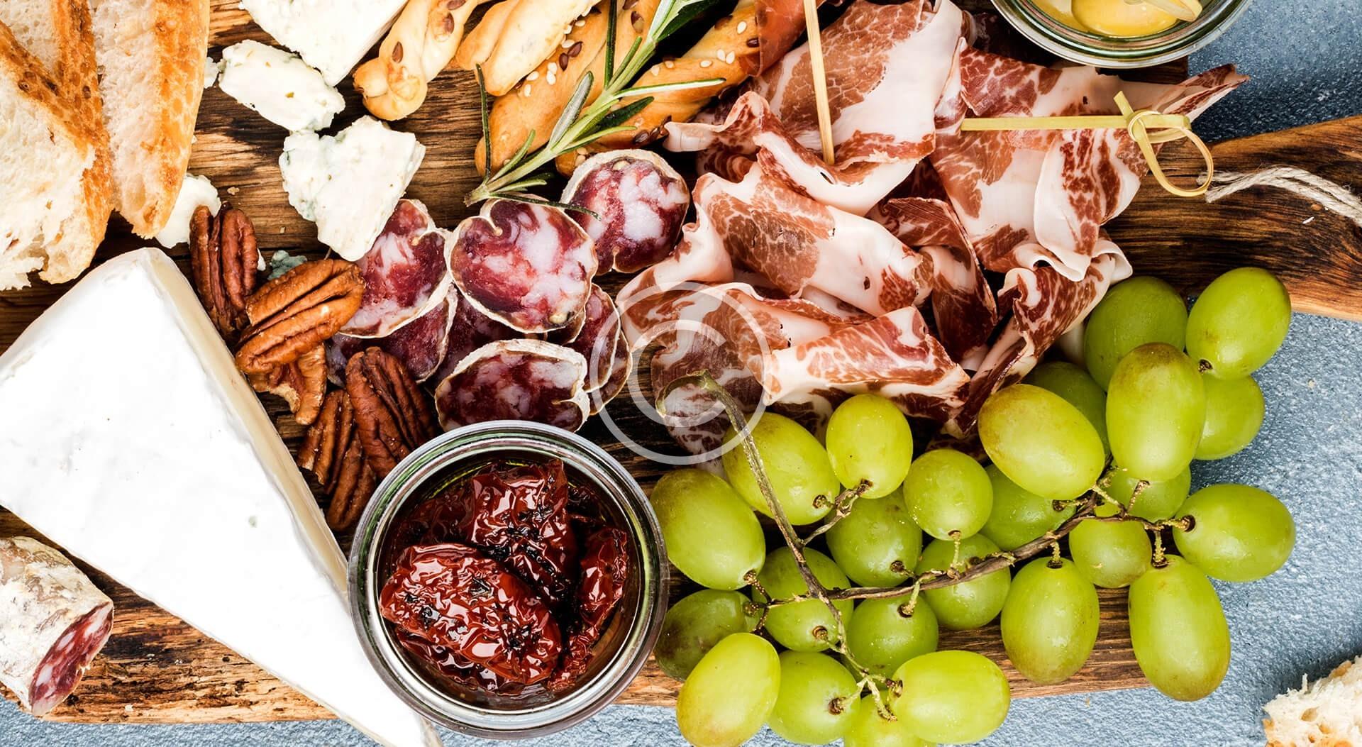 Prosciutto di Parma con Melone