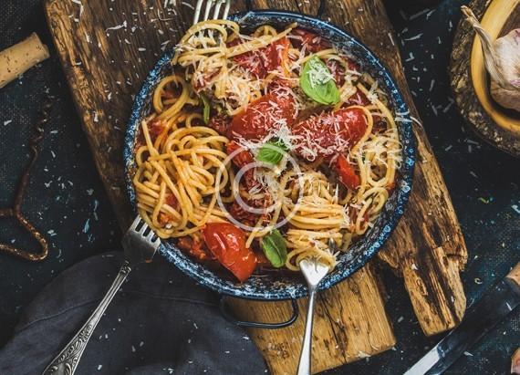 """Spaghetti """"IL LAGO"""""""